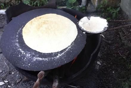 Cassava Bread